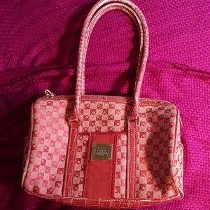 Small pink Liz Claiborne bag